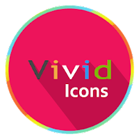 [Substratum] Vivid Icon Set For PC (Windows And Mac)