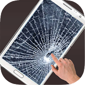 Game Broken Screen - Cracked Screen APK for Kindle