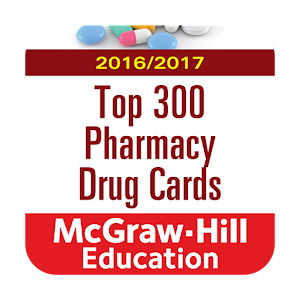 Download Top 300 Drug Cards 2016/2017 APK