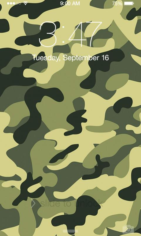Camouflage-Wallpaper 10