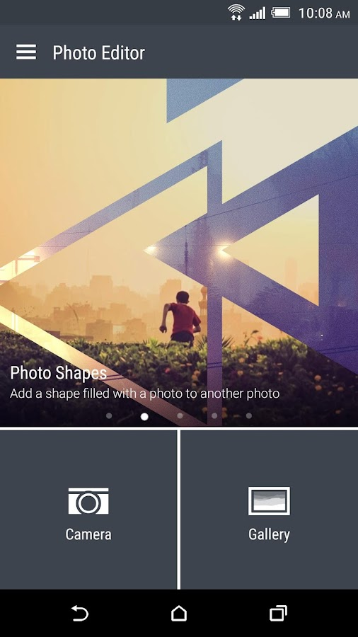 HTC Gallery Screenshot 1