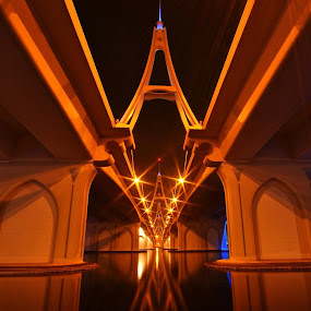 SYMMETRY by EUGENE CAASI - Buildings & Architecture Bridges & Suspended Structures