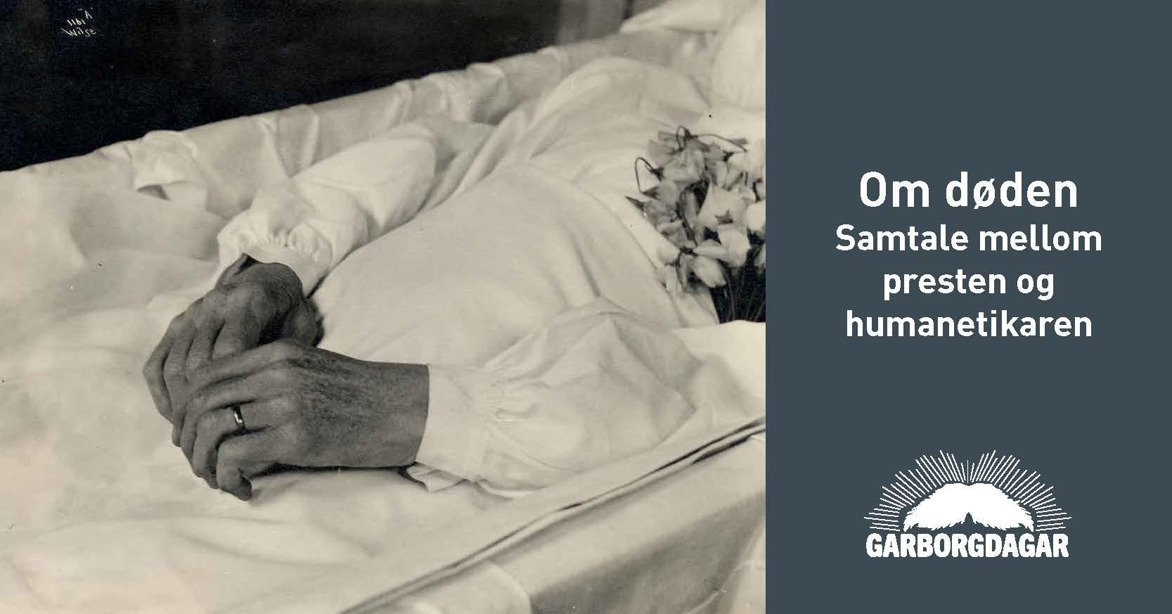 Om døden | samtale mellom presten og humanetikaren
