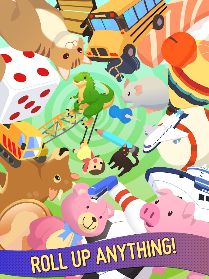 Tap My Katamari - Idle Clicker Screenshot 1