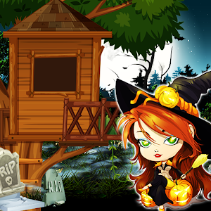 Download free Tree house  builder : Halloween Game for PC on Windows and Mac