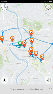 Roma Guide de la Ville FR - screenshot