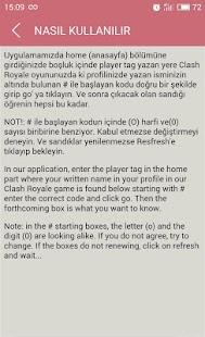 App Stats Clash Royale Next Chest APK for Windows Phone