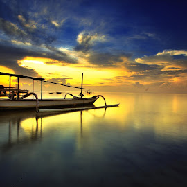 my ride by Arek Embongan - Landscapes Sunsets & Sunrises
