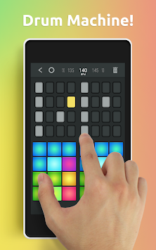 Drum Pad Machine - Make Beats APK screenshot thumbnail 5