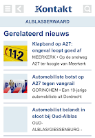 Screenshot of Het Kontakt