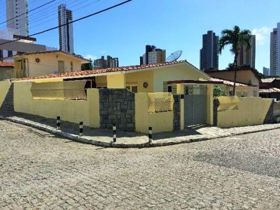 Casa residencial à venda, Miramar, João Pessoa - CA1303.