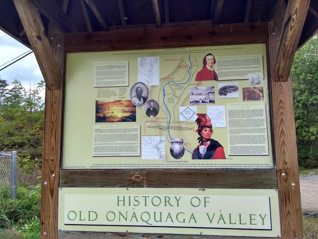 History of Old Onaquaga ValleySubmitted by Evan Romer