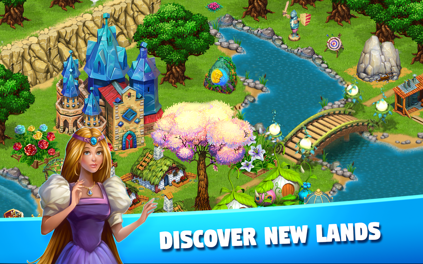 Fairy Kingdom: World of Magic Screenshot 5