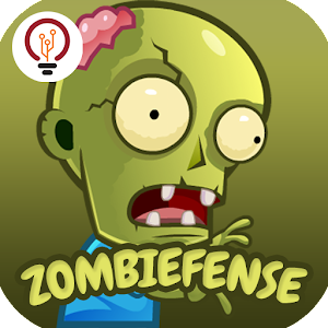 Cover art Zombiefense