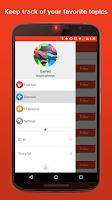 Screenshot of FireChat