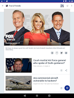Screenshot of Fox News