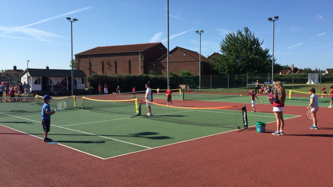 tennis lessons in essex