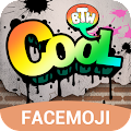 App Cool Sticker With Graffiti Style For Snapchat Word apk for kindle fire