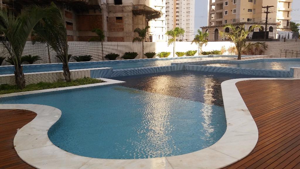 Apartamento residencial à venda, Altiplano Cabo Branco, João Pessoa - AP5519.