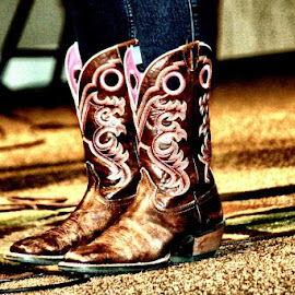 Morah's Boots by Bonnie Burgeson - Artistic Objects Clothing & Accessories