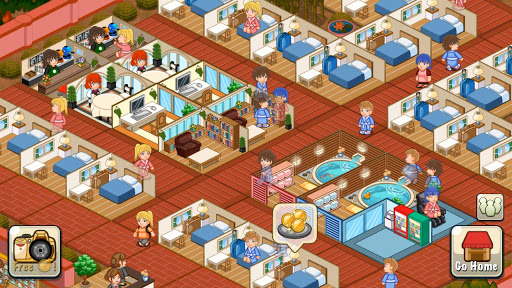 Hotel Story: Resort Simulation screenshot 1
