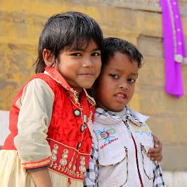 by Kunal Bhattacharya - Babies & Children Children Candids
