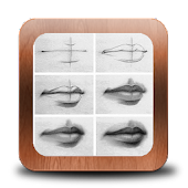 New Lips Drawing Tutorial