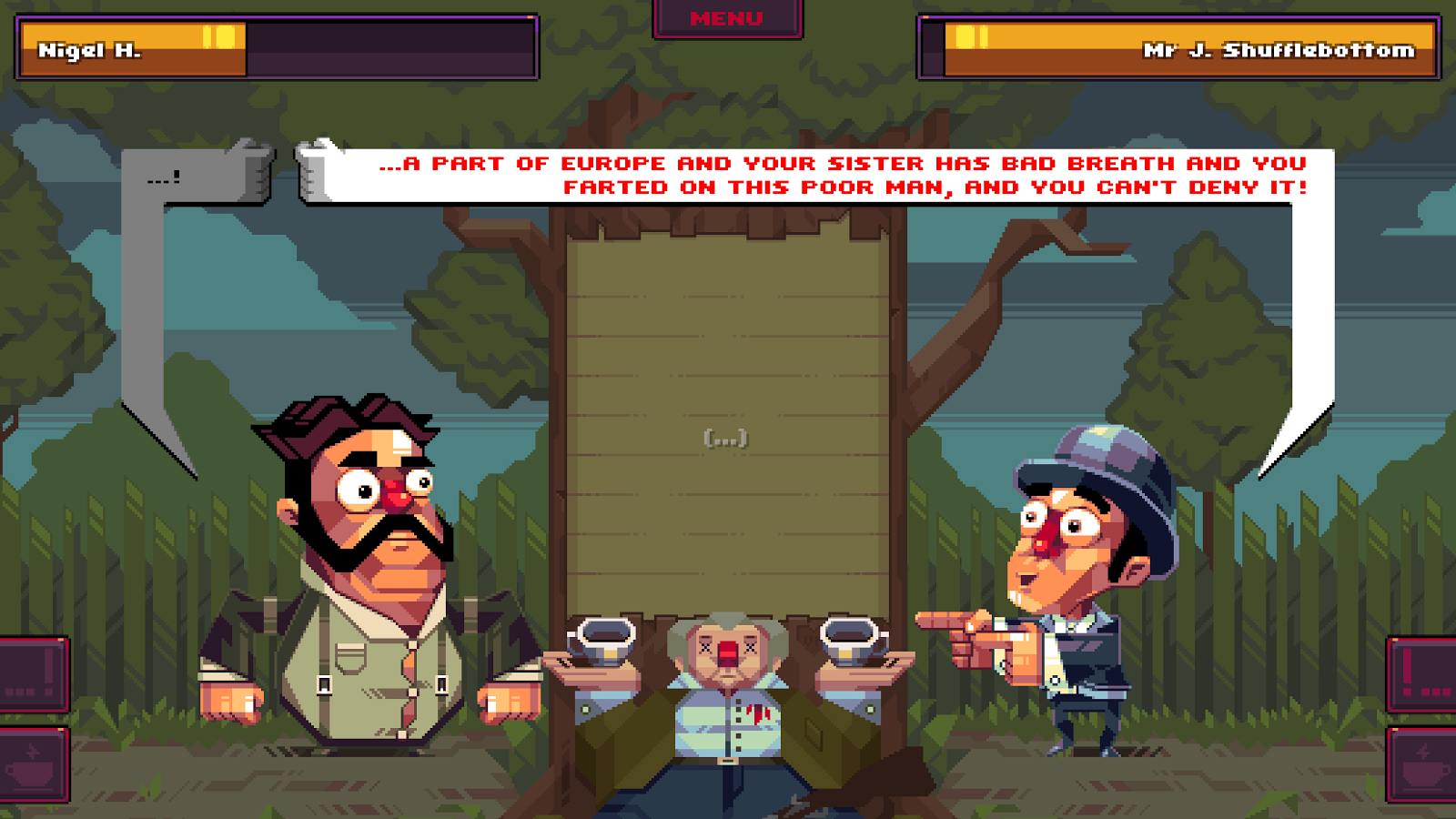 Oh...Sir! The Insult Simulator Screenshot 4