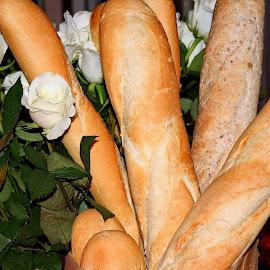 BAGUETTES by Jody Frankel - Food & Drink Cooking & Baking