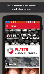 LME Metals Seminar 2016 - screenshot