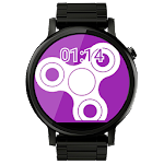 Fidget Spinner Watch Face by GoKo Icon