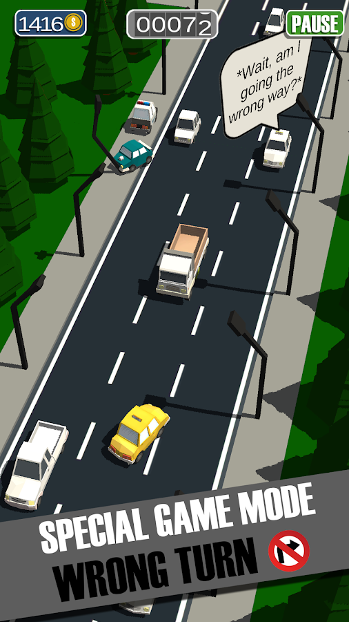 Commute: Heavy Traffic Screenshot 5