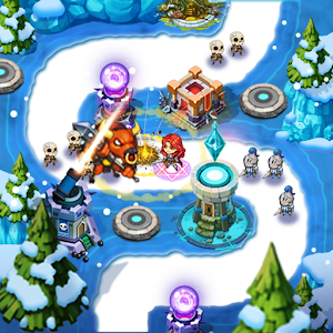 Hero Defense King : TD For PC (Windows & MAC)