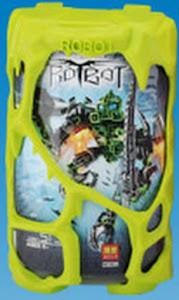 """Конструктор """"RoboBlock"""" Зеленый Воин L"""
