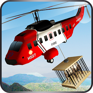 Wild Life Rescue Helicopter 17