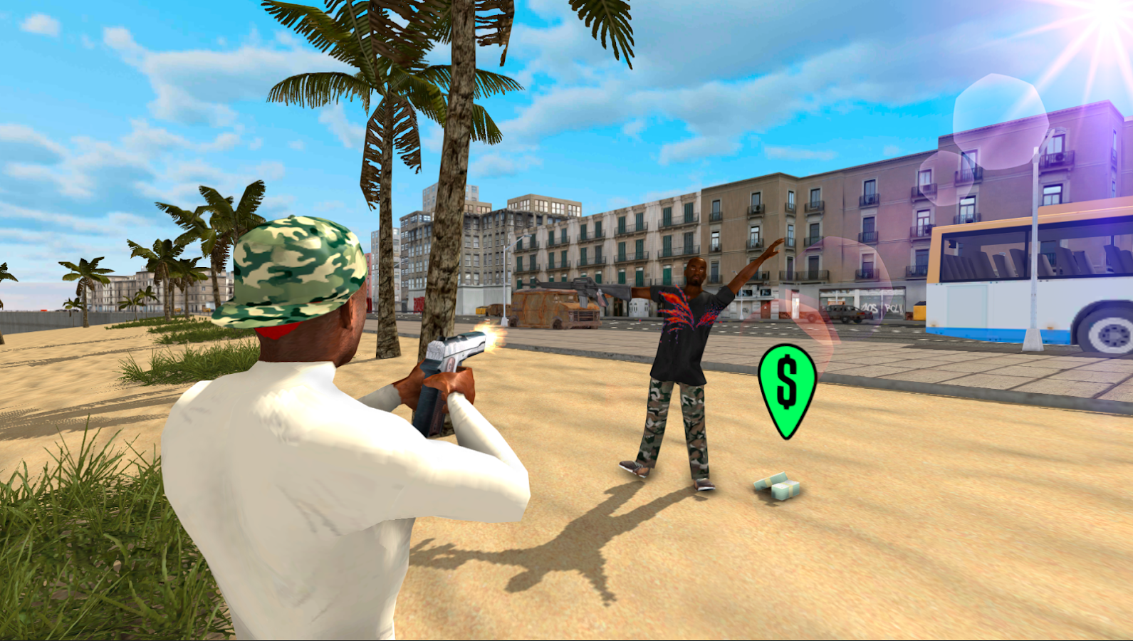 Gangster Crime Wars Screenshot 2