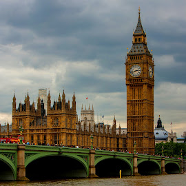 Big Ben by Steven Bathke - Buildings & Architecture Public & Historical ( europe, big ben )