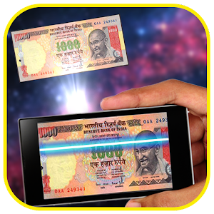 Download New Indian Note Scanner Prank For PC Windows and Mac