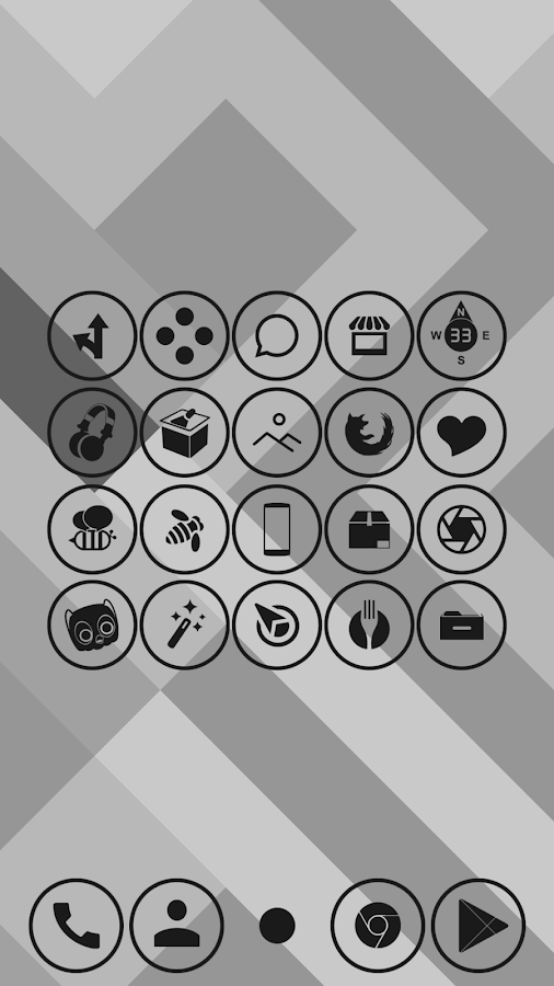 Nimbbi - Icon Pack Screenshot 3