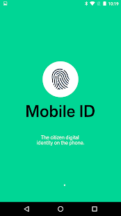 Mobile ID – Mobile Identity Business app for Android Preview 1