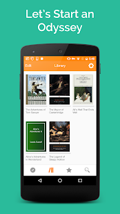 Gutenberg Books - screenshot