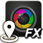 Camera ZOOM FX Geotagger Icon