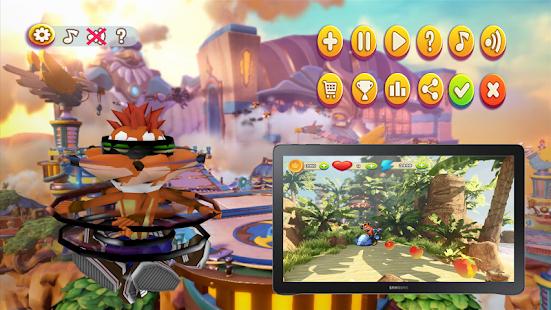 Verrücktes Rennen HD android spiele download