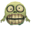 Game Haunted Zombie Rush apk for kindle fire