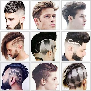 boys men hairstyles and hair cuts 2017 /2018 android