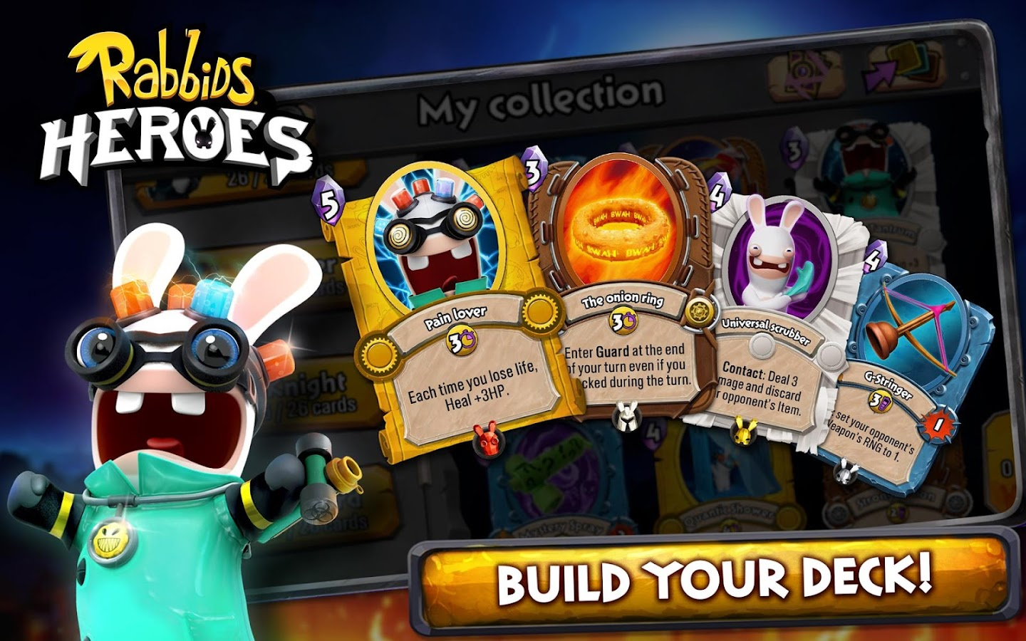 Rabbids Heroes Screenshot 1