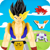 Game Super GOKU Saiyan Maker APK for Windows Phone
