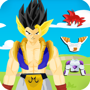 Download Super GOKU Saiyan Maker For PC Windows and Mac