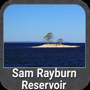 Sam Rayburn Gps Fishing Chart For PC / Windows 7/8/10 / Mac – Free Download