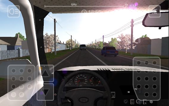 Russian Traffic: Crimea apk screenshot